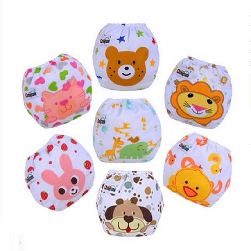 2019 Rushed New Merries 1 Pcs Reusable Baby Infant Nappy Cloth Diapers Soft Covers Size Adjustable Training Pants Cut Pattern