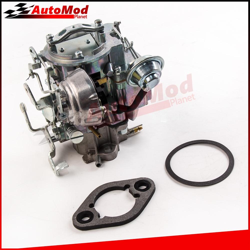 Carburetor Fit Chevy /& GMC V6 Eingine 250 /& 292 W//Choke Thermostat Carb 7043017