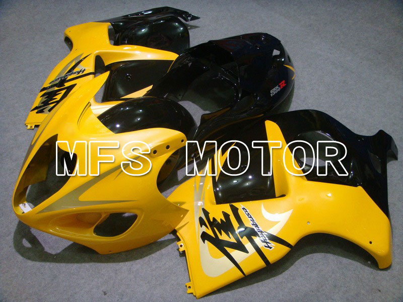 Fairing Bodywork Motorcycle ABS Mold Kit For Suzuki GSXR1300 Hayabusa 1999 2007 Bodywork Injection Yellow