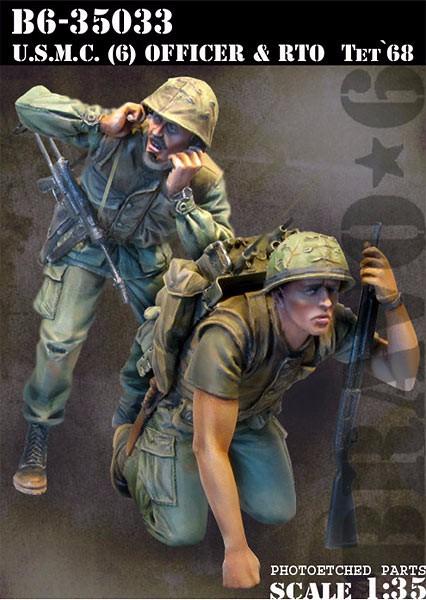 959--U.S.M.C.  Officer & RTO