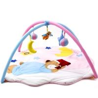 95Cm Design Lovely Baby Play Mat Gym Cartoon Infant Crawling Activity Carpet Sleeping Bear Music Educational Fitness Toys TL0015