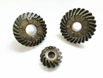 цена на Gear kit for Yamaha 175 200 HP Boat Motor Outboard Engine 6G5-45551-00 Pinion & 6G5-45571-00 Reverse & 6G5-45560-01 Forward Gear