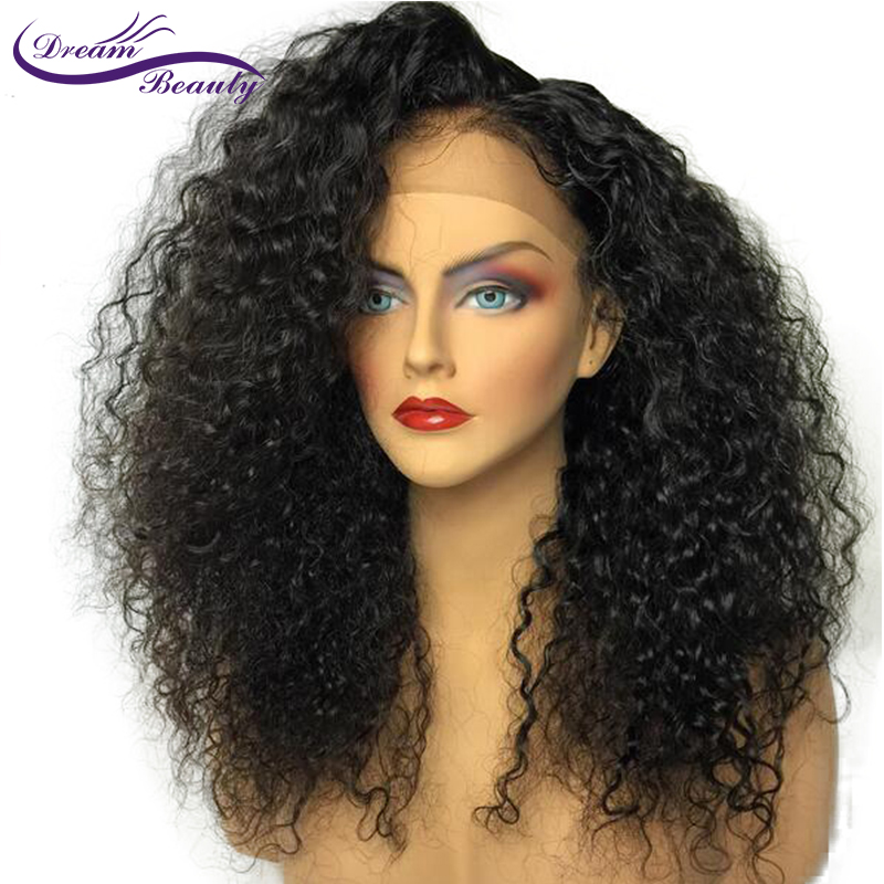 Lace Front Human Hair Wigs Remy Brazilian Wig Bleached Knots 150 Density Lace Front Wigs With