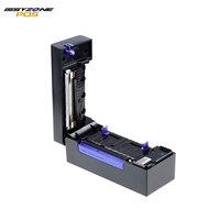 ISSYZONEPOS 4 Inch Shipping Label Printer Bar Code Machine USB Port Thermal Printer Windows/MAC Automatically Feed Paper