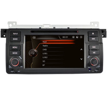 Capacitive Screen Original UI Car DVD For BMW E46 M3 Canbus Radio GPS Navigation 1080P USB