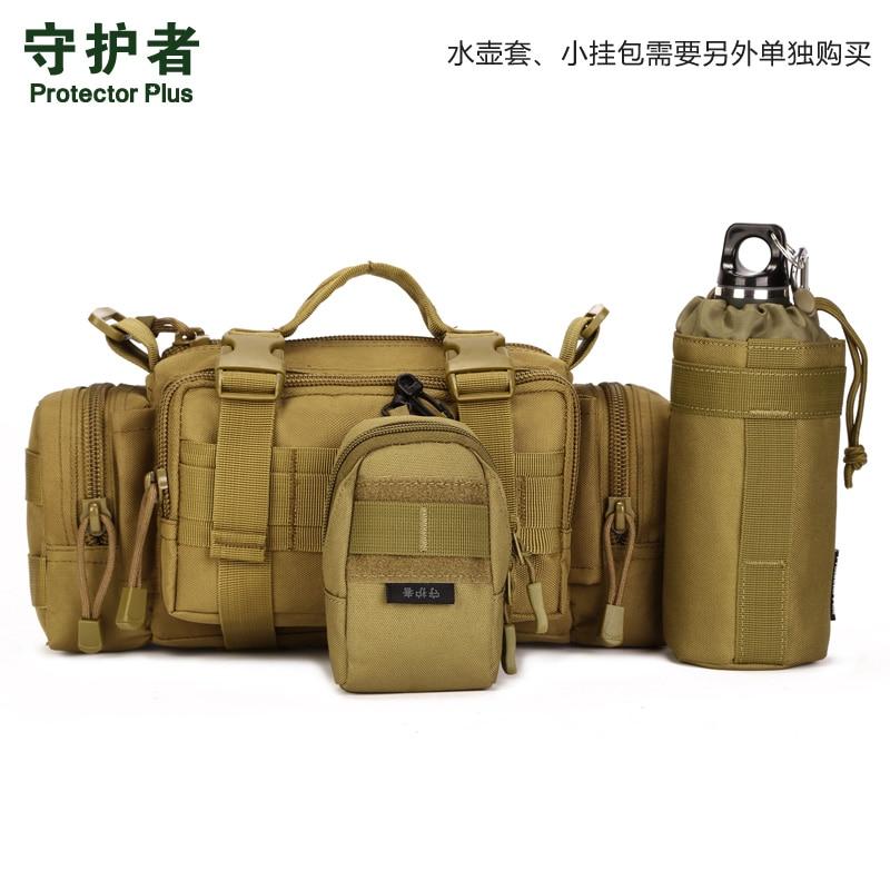 Protector Plus Y108 Açıq İdman Çantası Kamuflyaj Neylon Taktik - İdman çantaları - Fotoqrafiya 5