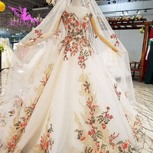 AIJINGYU Dresses For Bridal Gowns Muslim Wedding Dress