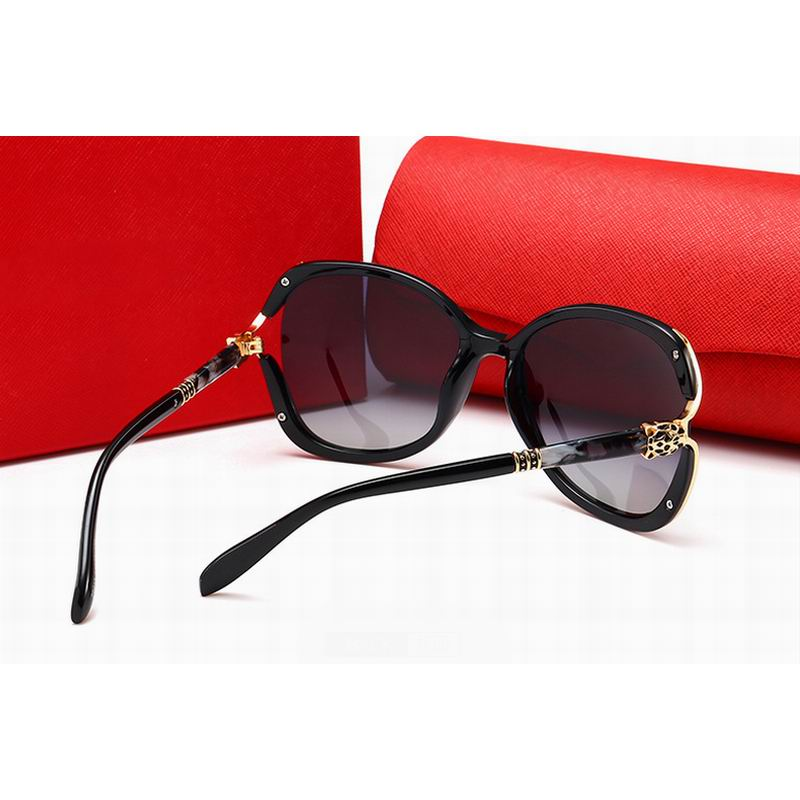 Polarized Good Quality Large Size Sunglasses Sun Glasses For Ladies TAC Lens PC And Metal Bracket No. 29213