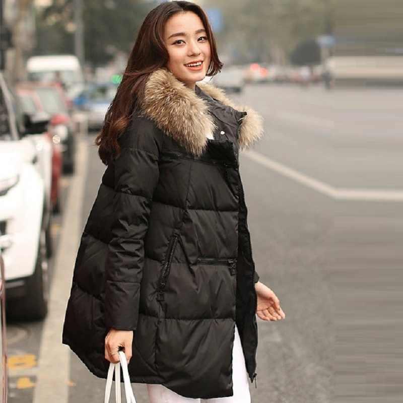 2aaf44e4fb95c0b Новое зимнее женское пальто теплая куртка Женский пуховик для беременных  Одежда женская верхняя одежда парки для