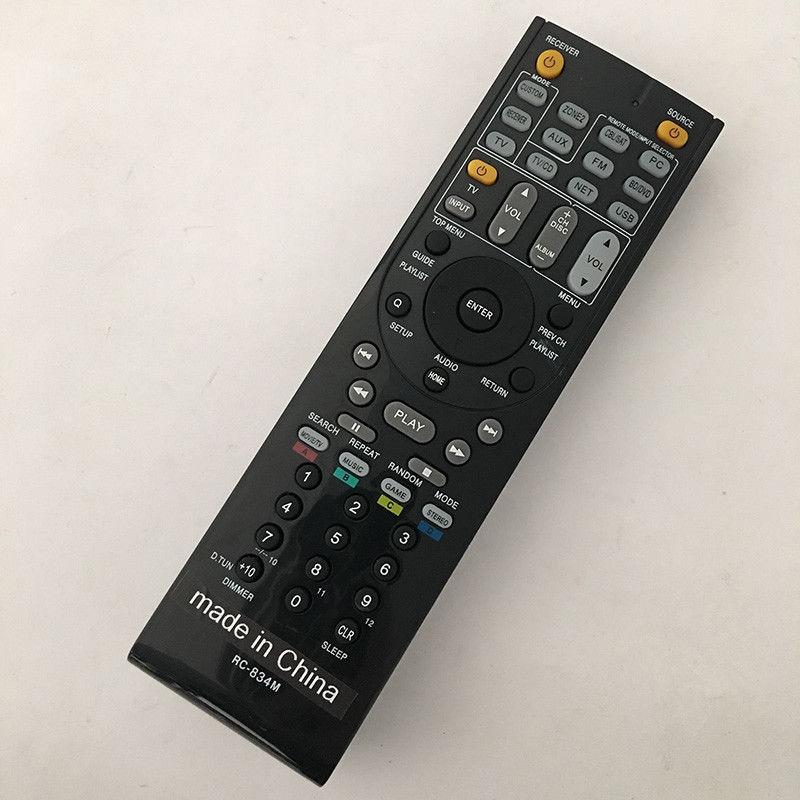 Remote Control For ONKYO HT-RC230 TX-NR709 RC-898M TX-NR646 A/V AV Receiver 1pcs