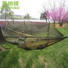 2.6×1.4 м/2.6×1.2 м высокая прочность ca M Ping полиэстер ca M ouflage Color HA m ока висит кровать с s m все m Эш москитной сеткой