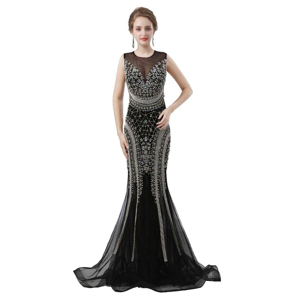 Gratuating 1 Élégant Parti 2018 Pour Proms Femmes Robe Gala Diamants x6PpFZYn