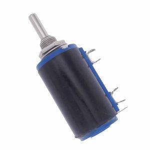 Image 4 - MCIGICM 40 sztuk WXD3 13 2W 100 200 220 470 680 Ohm 1K 2.2K 3.3K 4.7K 5.6K 6.8K 10K 22K 33K 47K 100K Ohm potencjometr drutowy