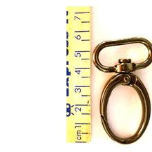 W kształcie jajka Push Gate zatrzaskowy hak obrotowy nikiel Anti brąz złoty jasny złoty brąz tanie tanio H-0232 Metal Rongxiao