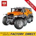 Lepin23011 23011B 3021Pcs Technic Series Off-road vehicle Model Building Kits Block Educational Bricks Compatible Toys Gift 5360