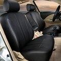 Personalizado capas de carro para toyota land cruiser FJ cruiser acessórios PU couro tampa de assento do carro assento almofada suporta capas de encosto de cabeça