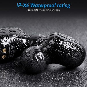 Image 2 - FONKEN Q13S Bluetooth אוזניות TWS HiFi סטריאו בס מוסיקה אוזניות עמיד למים ספורט אוזניות אלחוטי אפרכסת עבור Smartphone