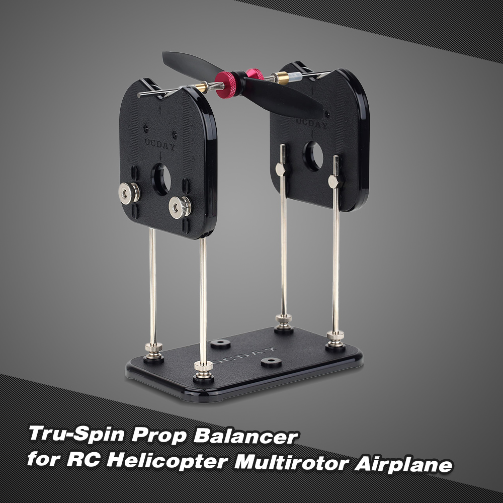 Tru-Spin Prop Balancer for RC Drone Helicopter Multirotor Airplane Dron Quad RC Part Propellers Balancer