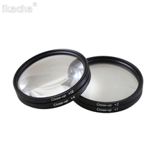 Macro Close Up Lens filter +1+2+4+10 Filter Kit 49mm 52mm 55mm 58mm 62mm 67mm 72mm 77mm 82mm for Canon Nikon Sony Pentax Camera 49mm 52mm 55mm 58mm 62mm 67mm 72mm 77mm hood cover snap on lens front camera lens cap cover for sony alpha dslr lens protector