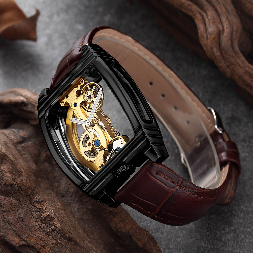 Mechanical watch 4