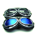 Горячая мотоцикл аксессуар скутер защитные очки пилота SkiMotorcycle ATV выпученными для harley стиле бесплатная доставка