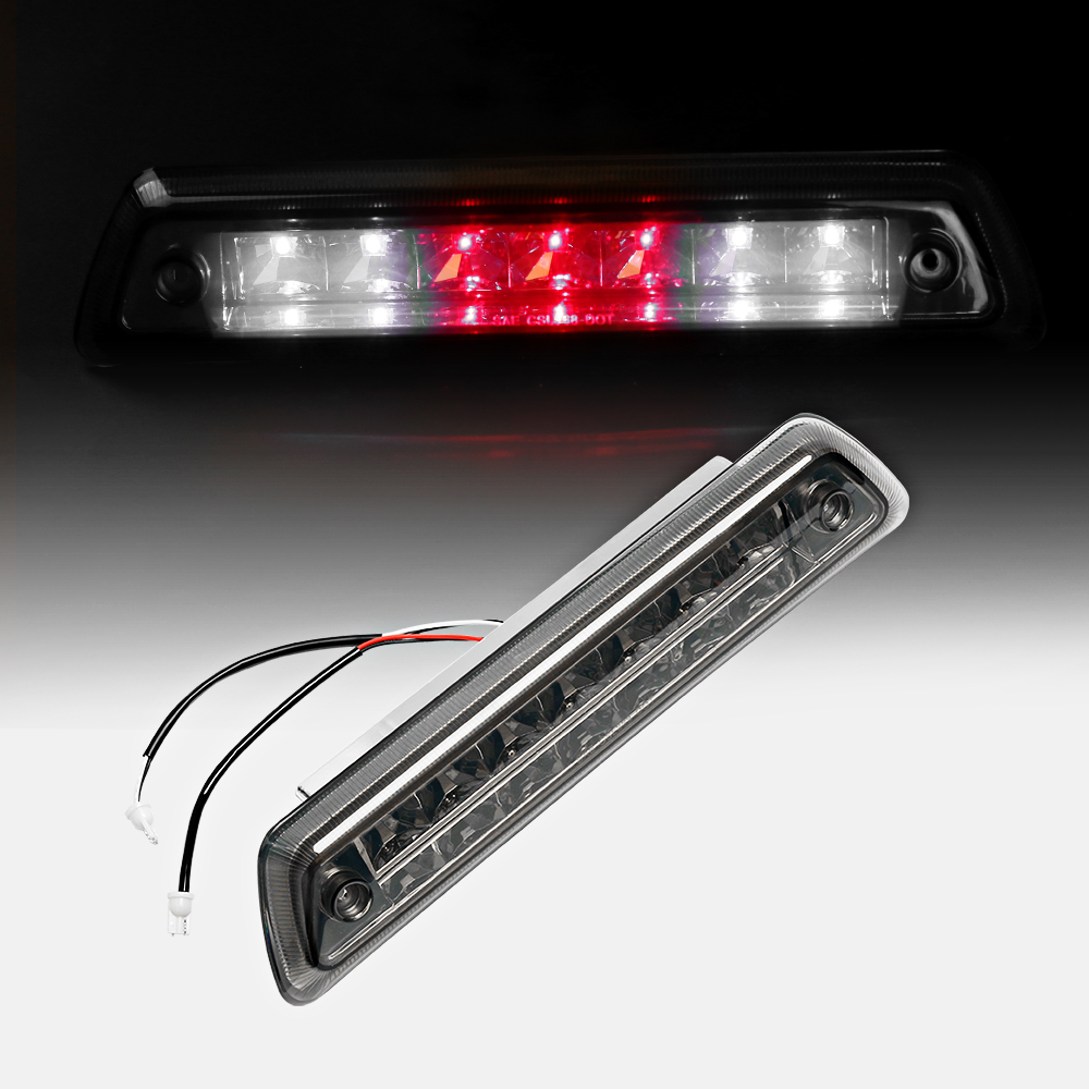 2018 New Third Brake Light High Stop Roof Cargo Tail Lamp 3rd For 2009-2014 Ford F150 partol black car roof rack cross bars roof luggage carrier cargo boxes bike rack 45kg 100lbs for honda pilot 2013 2014 2015