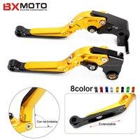 For Yamaha SUPERTENERE/XT1200ZE / FJR 1300 / XJR 1300/Racer Motorcycle CNC Adjustable Brake Clutch Levers