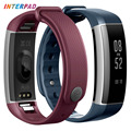 New Interpad Cicret Bracelet Smart Band Heart Rate Pedometer Tracker SMS Display Smart Wristband For Apple Xiaomi PK mi band 2