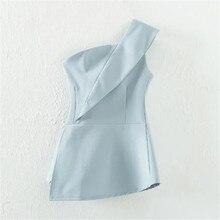 One-Shoulder T Shirt