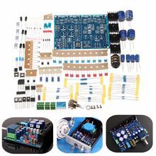 A1 Casque Amplificateur DIY Ensemble Châssis AMO Module Basé sur Pour Beyerdynamic 9.8×12.7 cm Amplificateur Module Kit Acoustique composants