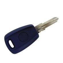 Зажигания транспондера Ключа без чипа для FIAT Seicento Punto Stilo с Режиссерский Лезвия GT15R с логотипом