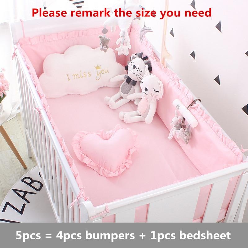 Details about Princess Pink 100% Cotton Crib Sheet Baby Bedding Cot Set  Girls Boys Bed Linen
