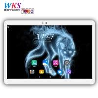 10 Inch Tablet Pc Android 7 0 Octa Core RAM 4GB ROM 64GB Dual SIM Bluetooth