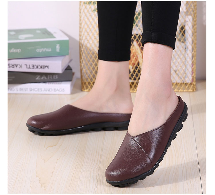 AH 9918-2018 New Women Flats Loafers Shoes-25