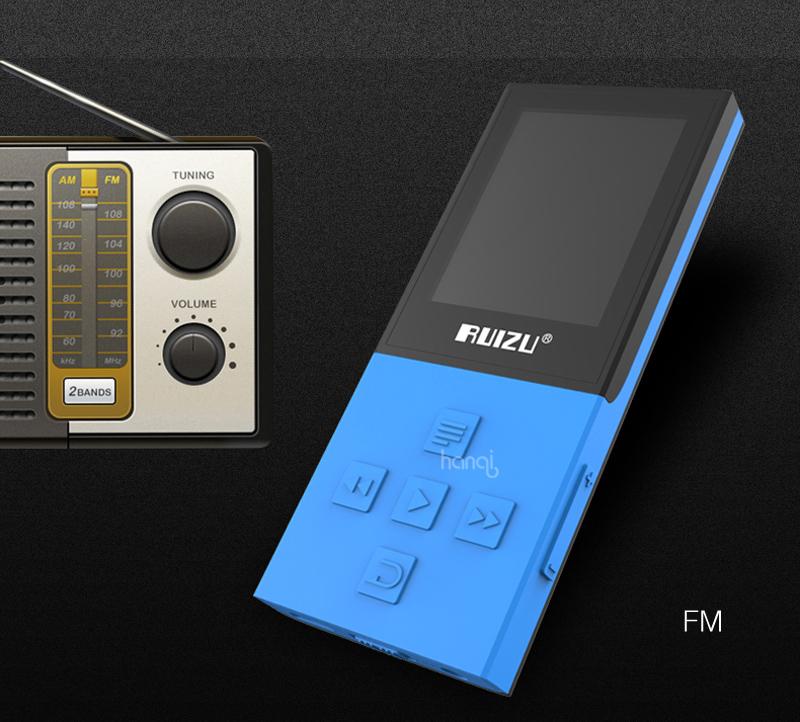 geekoplanet.com - 8G Bluetooth Sport MP3 Player / Recorder / FM Radio / Bluetooth 4.0 Music Player