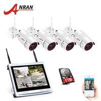 ANRAN 4CH камера видеонаблюдения с WiFi системой 12