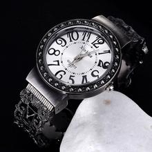 Zegarek damski zegarek vintage zegarek kwarcowy damski unikatowy retro damski zegarek damski elegancki zegar masculino relojes tanie tanio Odporny na wstrząsy QUARTZ 1222 NONE ROUND Nie wodoodporne Szkło 36mm 15mm Moda casual 20cm XIRHUA Nie pakiet STAINLESS STEEL