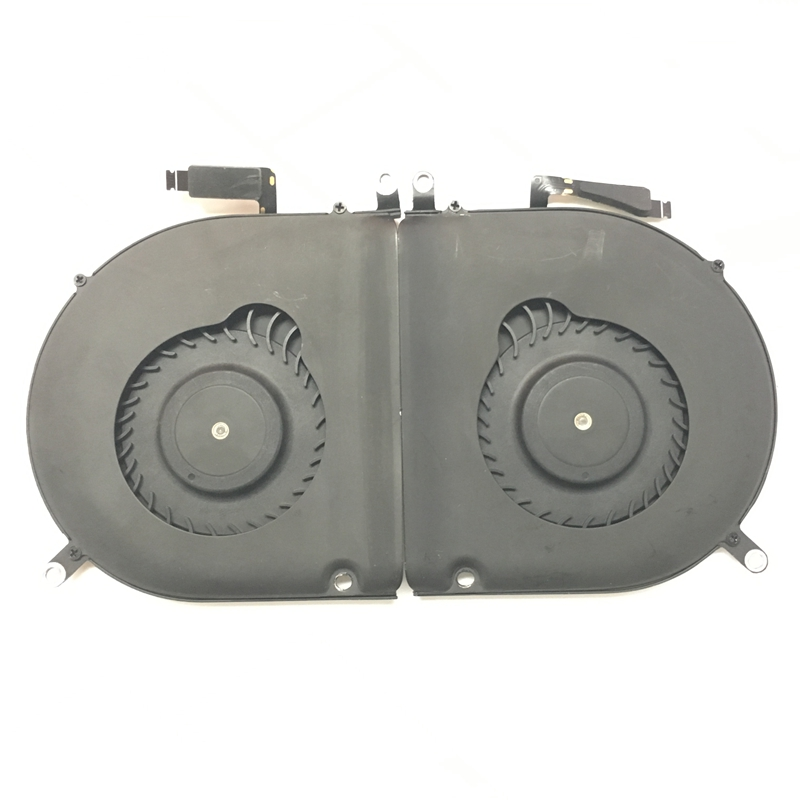 CPU Cooling Fan Left and Right Set for Retina A1398 2012 2013 Pro 15 FANS цена