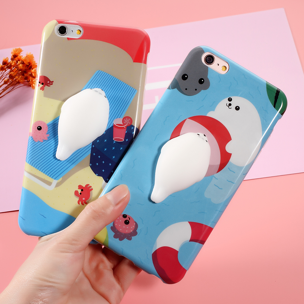Cover iphone 5 squishy - I6s