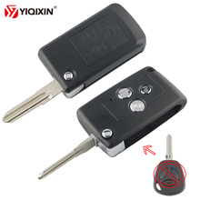 YIQIXIN New 2 Style Key 3 Button Modified Flip Folding Remote Car Key Shell For Lada Priora Niva Vaz Granta Samara 2108 Xray