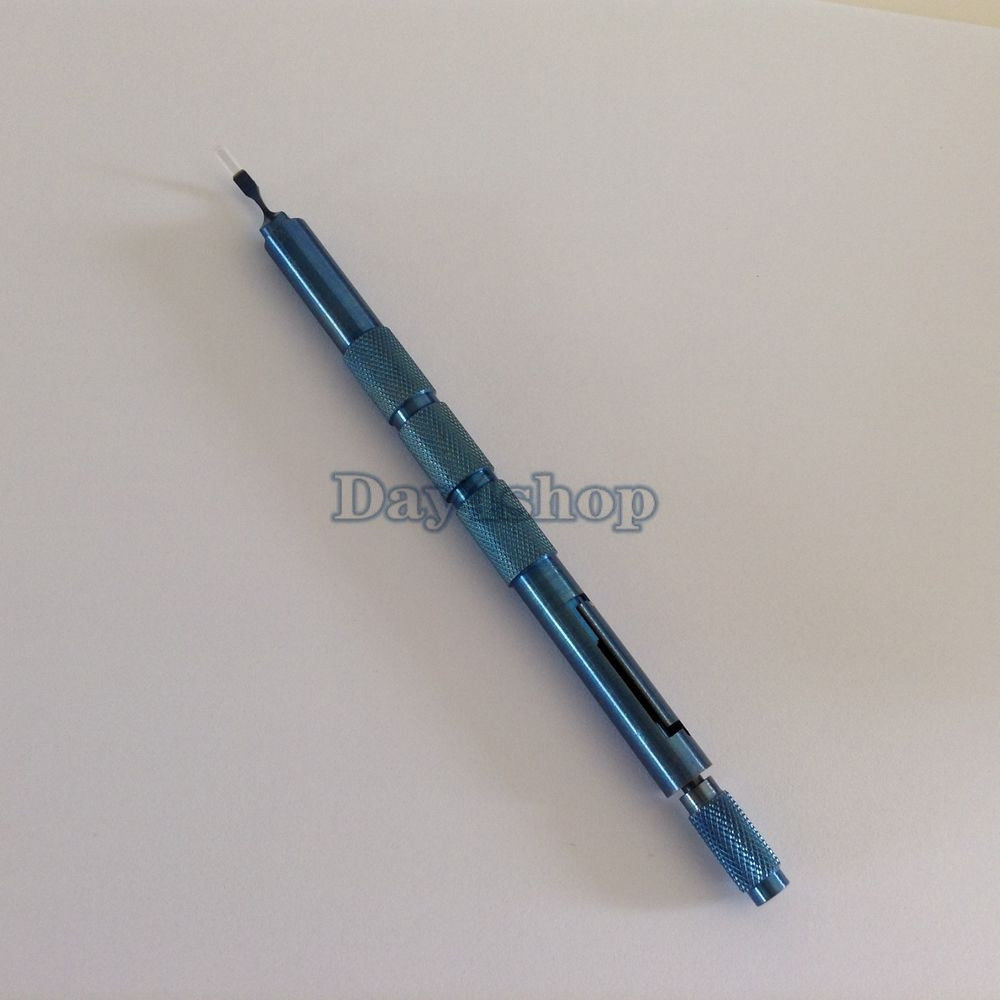 Best sapphire crescent blade 2.0mm ophthalmic eye surgical instrument ophthalmic sapphire crescent blade 2 8mm titanium handle ophthalmic eye surgical instrument