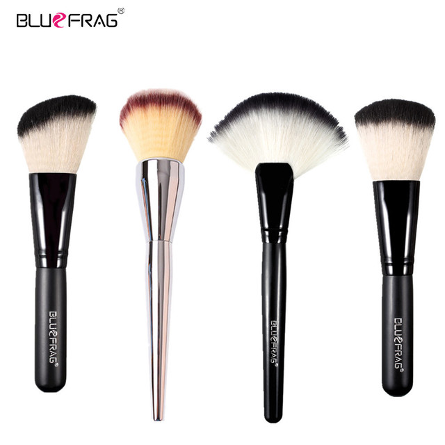 Blush Brush Powder Brush Professional Flawless Blush Kabuki Foundation Makeup Brushes BLUEFRAG Hot Selling Make Up Tool BLBR0028
