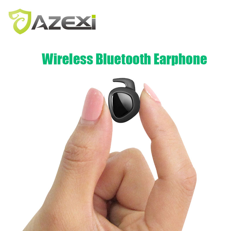 Azexi New Style True Wireless Bluetooth Earphone Mini Twins In-Ear Stereo TWS With Charging Box For Samsung Apple Huawei Xiaomi tws 5 0 bluetooth earphone touch control stereo music in ear type ipx6 waterproof wireless earbuds with charging box yz209
