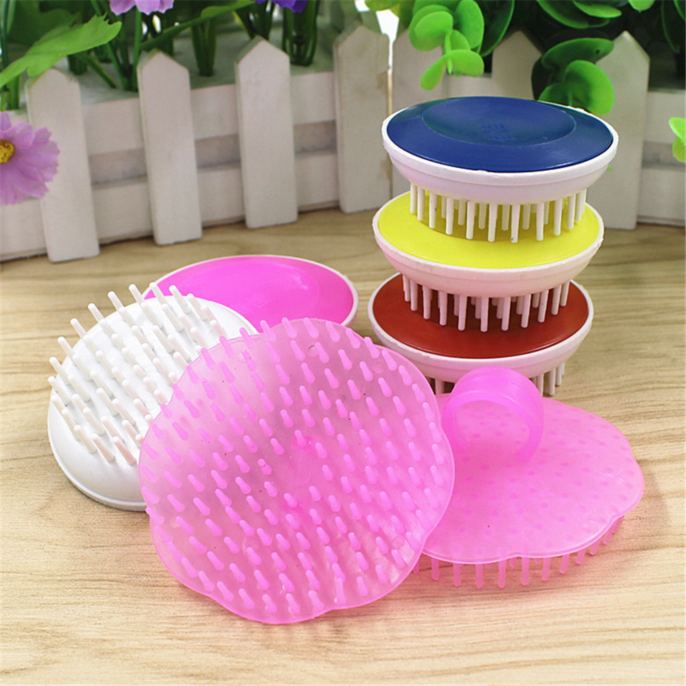 2Pcs/Pack Washing Professional Soft Comb for Hair Massage Tangle Shampoo Brush Health Hair Comb Hairbrush Salon Styling Tool