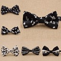 Bow tie For Men Women Unisex Piano Key Board Bow Tuxedo Dress Bowtie Gravata Party Wedding Bowties Necktie Accessories