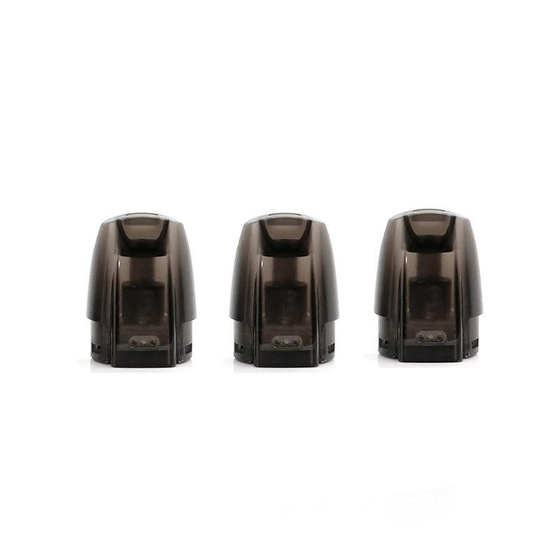 Original JUSTFOG Minifit Pod 3 unidades cada paquete 1,5 ml capacidad de ajuste para JUSTFOG minifit Kit de cigarrillo electrónico accesorio