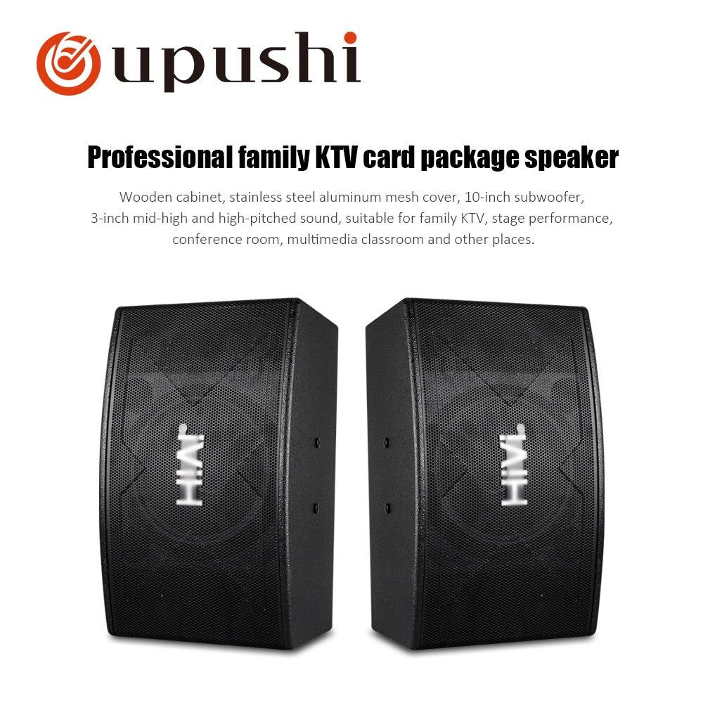 Qualité KX80 Home cinéma Surround système de son stéréo haut-parleur professionnel 100 W grande puissance