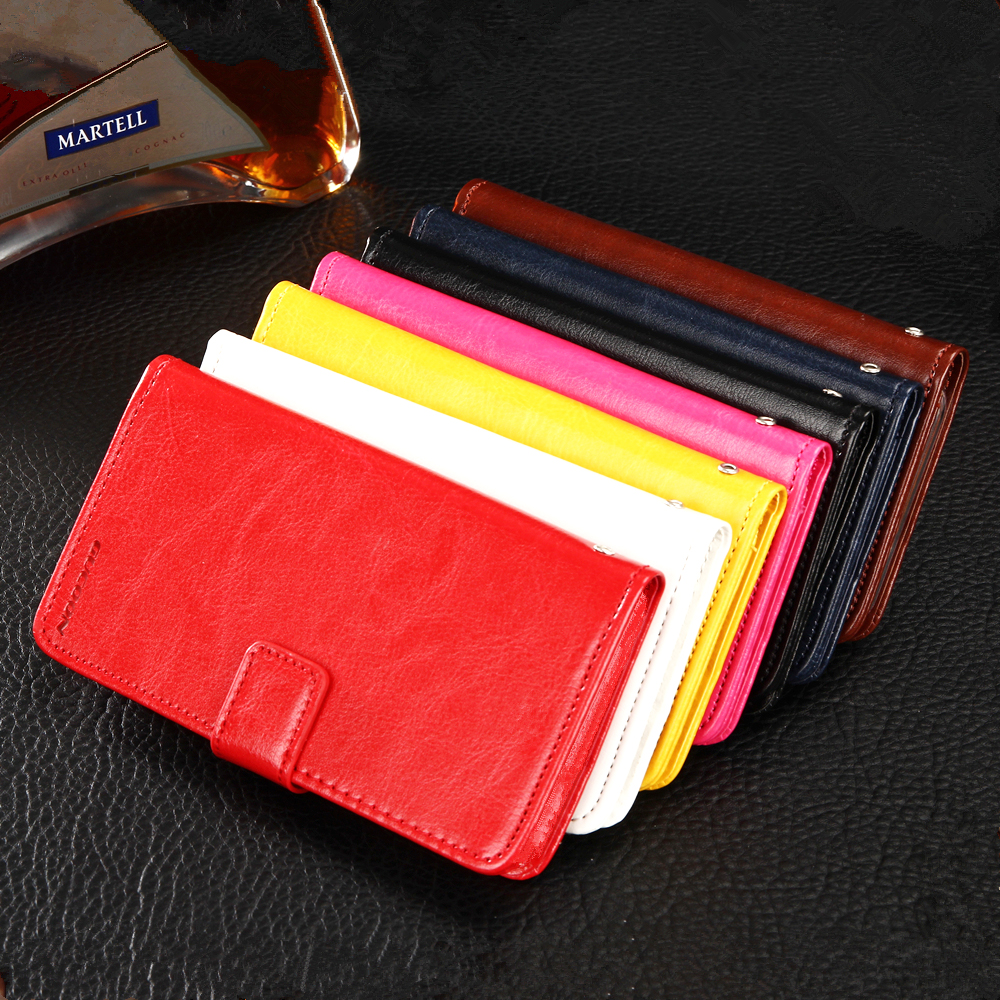 GUCOON Classic Wallet Case for Ulefone Armor 6 6E Cover PU Leather Vintage Flip Cases Fashion Phone Bag Shield 4