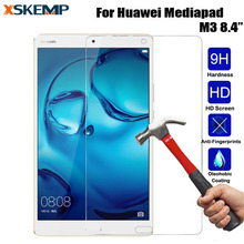 0.3mm Real Tempered Glass Ultra-thin Screen Protector For Huawei Mediapad M3 8.4