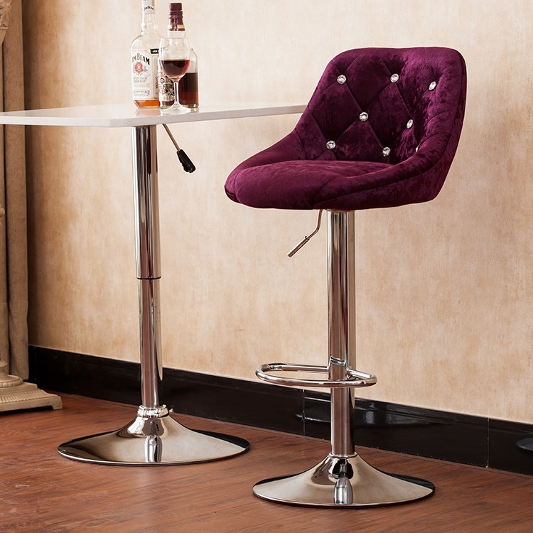 wine color bar rotation chair boss living room stool household Europe and the United States fashion free shipping europe and the united states popular bar chairs wholesale and retail australian fashion coffee stool free shipping